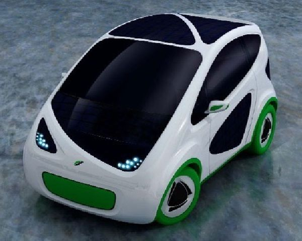 Latest Electric Car