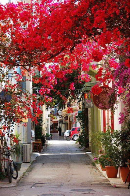 نافبليو ,البيلوبونيز ,اليونان Nafplio, Peloponnese, Greece