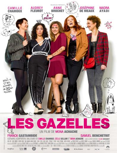 Ver Las gacelas (Les gazelles) (2014) Online