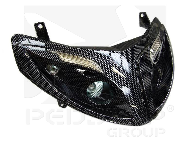 adrenalin scooter performance parts: peugeot speedfight 2 headlights