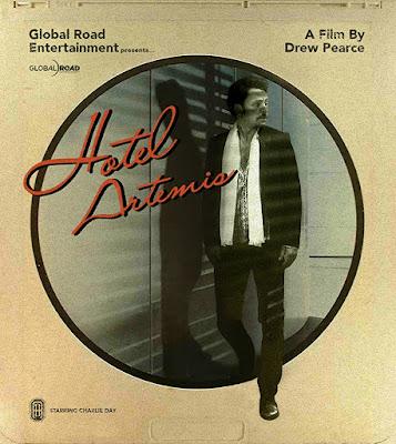 Hotel Artemis Movie Poster 12