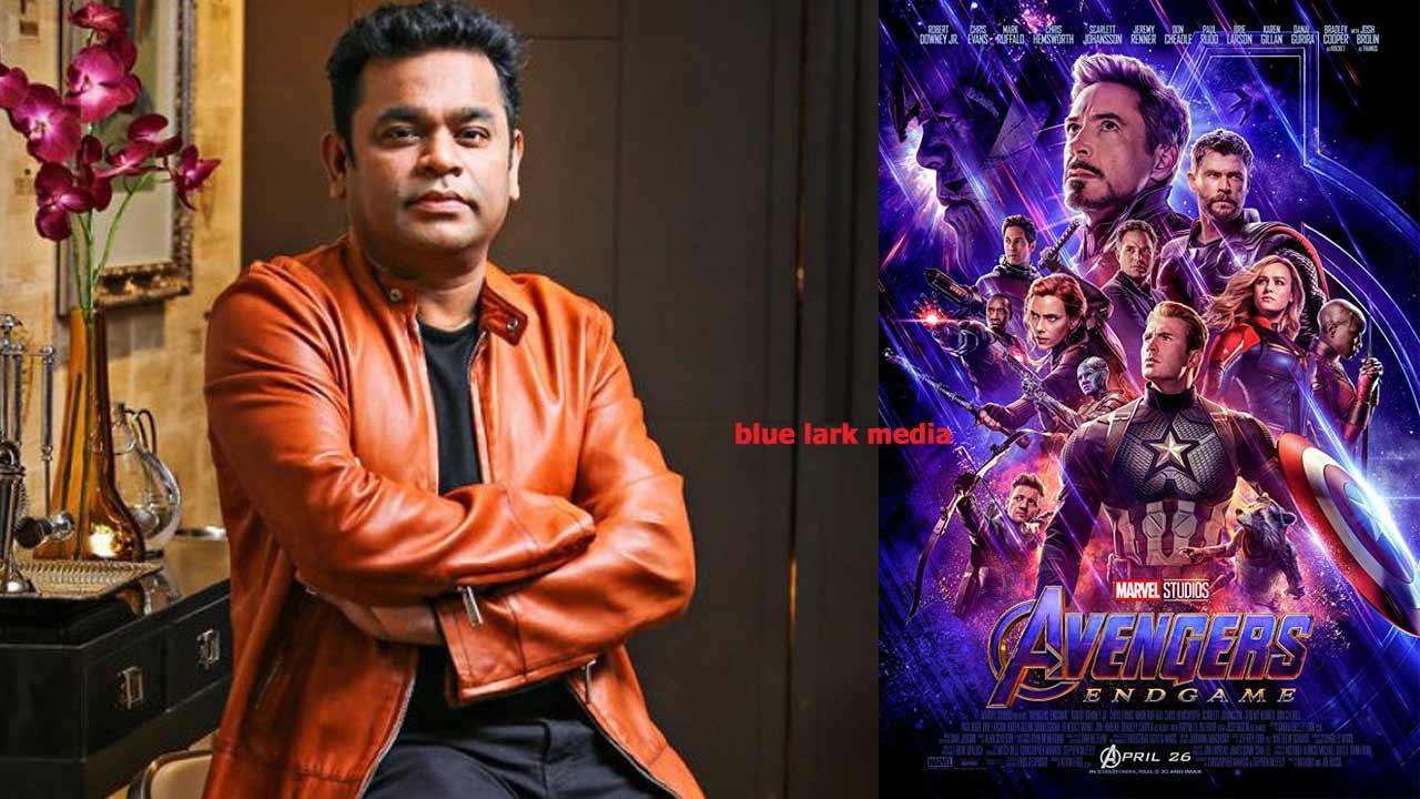 Rahmanism in Avengers Endgame