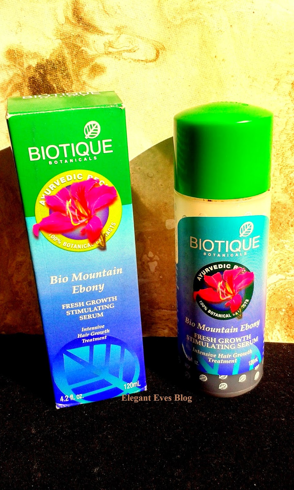 Biotique Bio Mountain Ebony Hair Serum