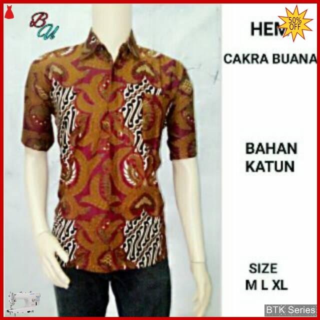 BTK154 Baju Hem Cakra Buana Modis Murah BMGShop