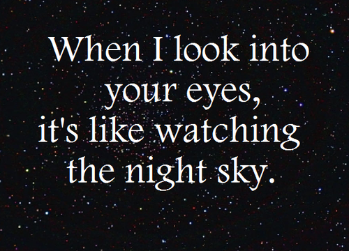 Looking Into Your Eyes Quotes. QuotesGram