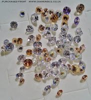 diamondcz.co.uk cubic zirconiz cz loose stones cuts colors diamond champagne hearts arrows asscher