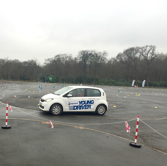 Young Driver lesson review Newcastle racecourse