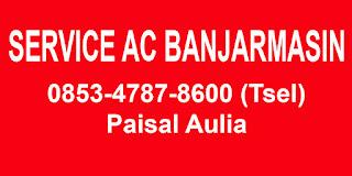 Service AC Banjarmasin