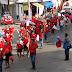 Con marcha cierran iglesias campaña de evangelización