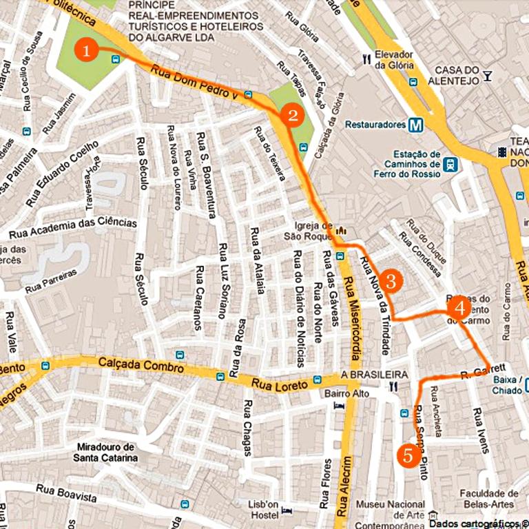 principe real lisboa mapa Lisboa Livre: 7 a 9 de Setembro, 2012: Festival   TERRA INCÓGNITA  principe real lisboa mapa