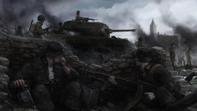 تحميل هيروز اند جنرال Heroes & Generals للكمبيوتر مجانا - موقع حملها
