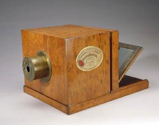 L'apparecchio fotografico Daguerre