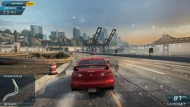 Need for Speed Most Wanted 2012 PC Game Free Download Gameplay