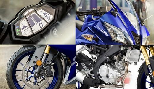 Fitur Yamaha R125