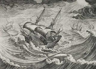 O naufrágio do padre João Eyró