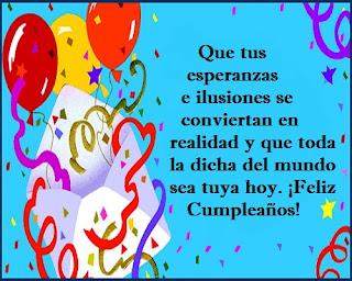 Feliz Cumpleaños Frases