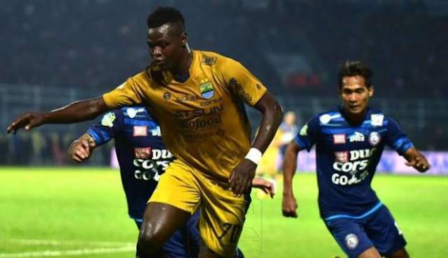 Susunan Pemain Persib Bandung vs Persegres Gresik: Ezechiel Starter