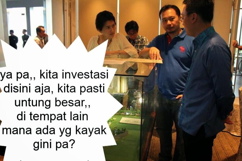 investasi property (Ruko/commercial area)