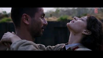 Kangana Ranaut, Shahid Kapoor hot Bloody Hell Video Song - Rangoon, wallpaper download, image, cover photos