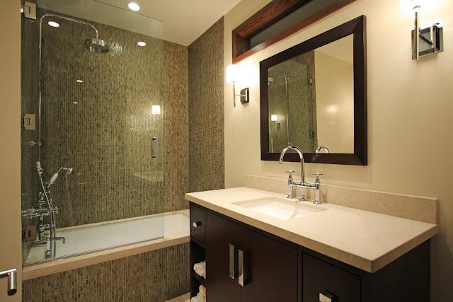 Phòng tắm kính - Mẫu số 1