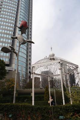 Roppongi Hills Mori Garden Installation