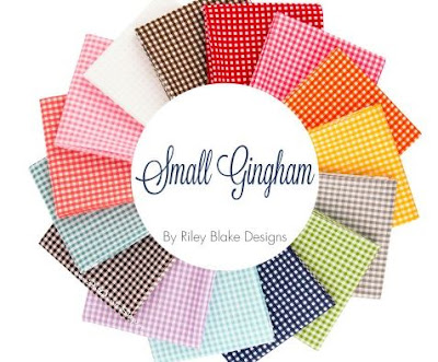 Fat Quarter Shop Small Gingham