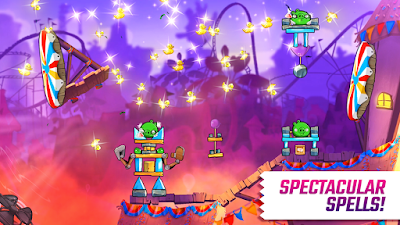 Angry Birds v2 2.22.1 [MEGA MOD] Apk Free Download