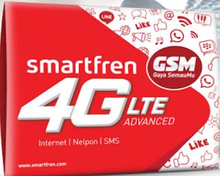 7 Setting APN Smartfren 4G GSM Tercepat