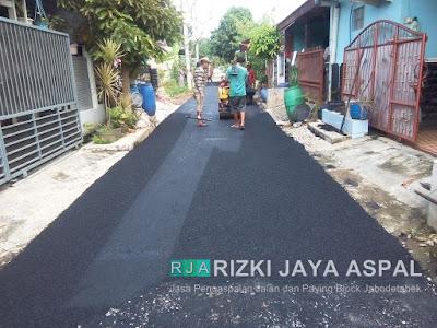 Rizki Jaya Aspal, Pengaspalan Jalan, Perbaikan Jalan, Pelebaran Jalan
