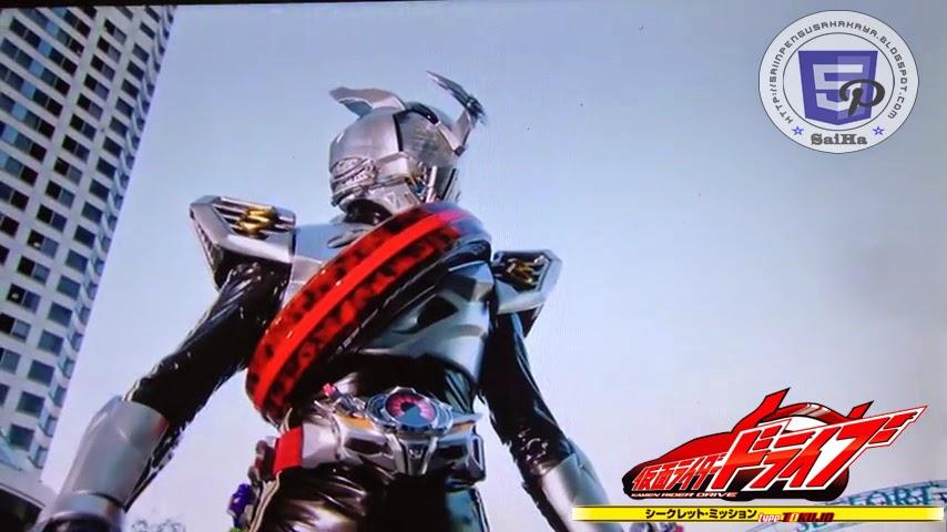Daftar Harga Misi Rahasia Kamen Rider Drive Type Tokujo