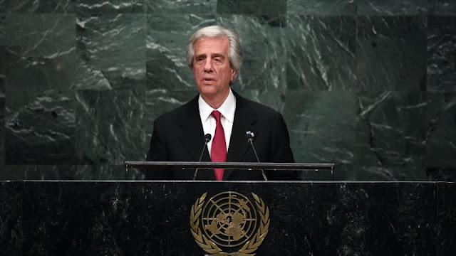 Presidente uruguayo apuesta por combatir el alcohol y el tabaco