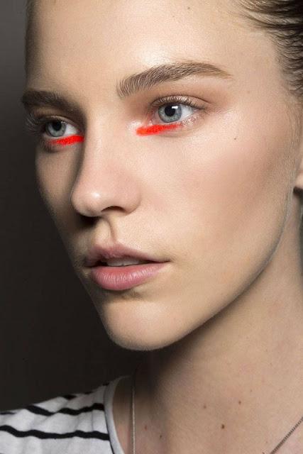 WHISPER blog: GRAPHIC #linhasgeométricas #graphic #edit #make #makeup #backstage #petersom
