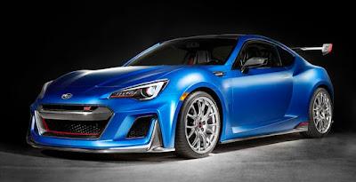 2018 Subaru BRZ STI Turbo Prix et date de sortie Rumeur
