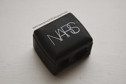 [REVIEW] NARS Pencil Sharpener Taille Crayon 1x