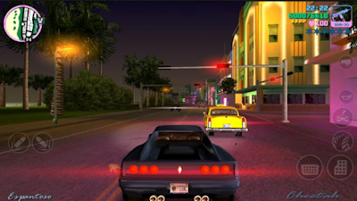 Free Download GTA Vice City Android APK DATA