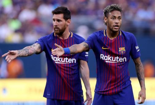 Nguyên nhân Neymar rời Barca là vì ... Messi