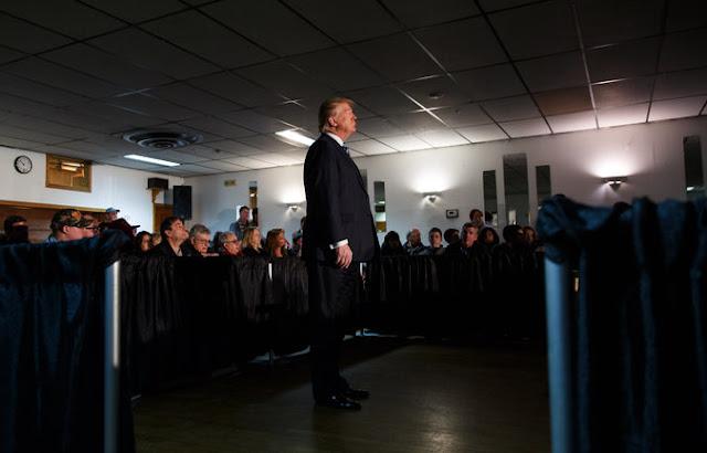 A marca Donald Trump, ganhar ou perder