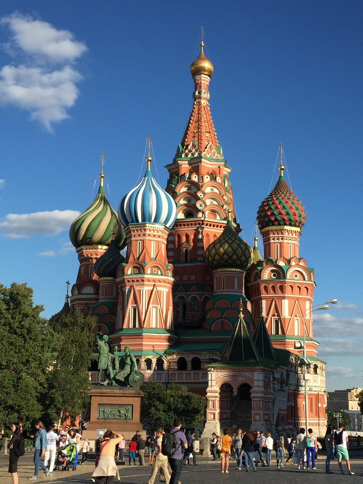 Blog De Viajes Patritravel Capitales Rusas San