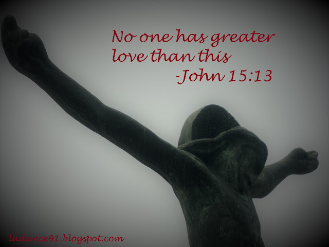 Medjugorje, No one has greater love than this, John 15:13