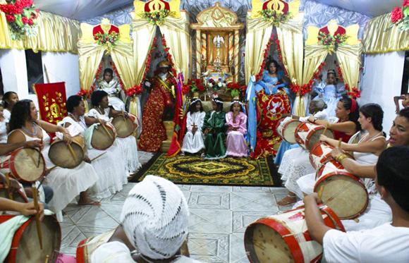 Festa do Divino Espirito Santo
