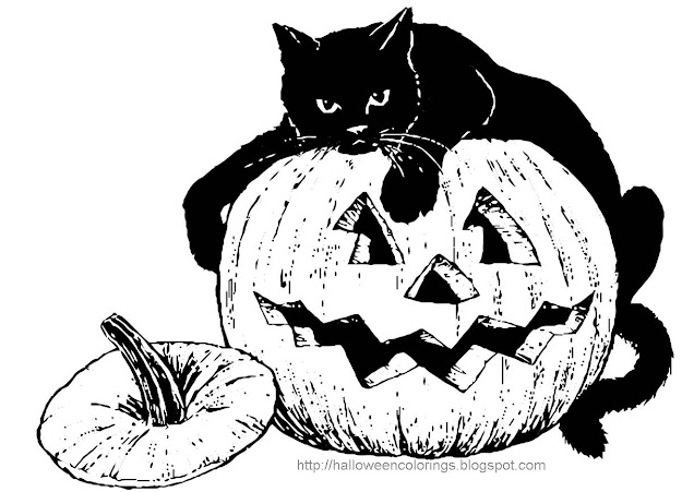 Scary Halloween Coloring Pages With Scary Halloween Coloring Pages