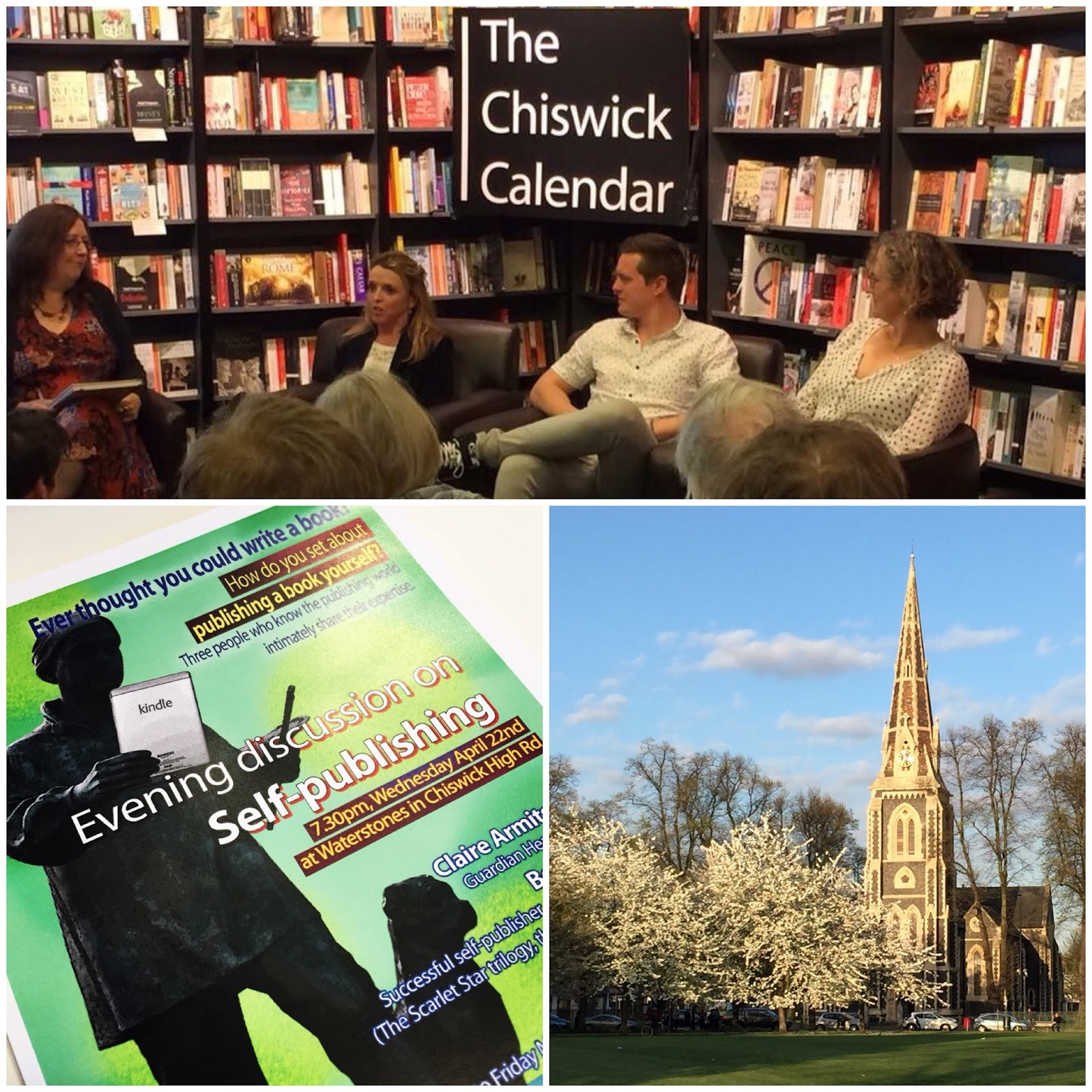 The Chiswick Calendar Self Publishing