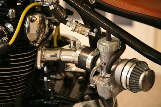 1979 Yamaha XS650 Bobber Build: Fuel System - Please don't make me