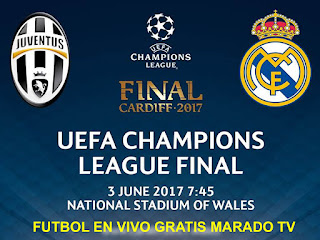 Real Madrid vs Juventus EN VIVO VER ONLINE TV EN DIRECTO