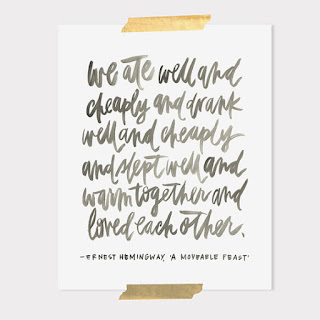 oh my deer we ate well quote print for on a dorm room wall