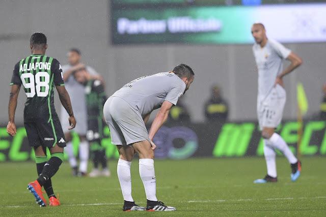 الدوري الإيطالي: روما تغادر منطقة المشاركة في دوري أبطال أوروبا إثر التعادل السلبي مع ساسولو