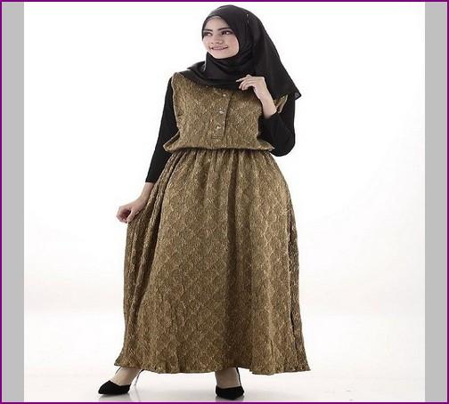 Harga busana muslim modern terbaru model trendy syar 39 i Baju gamis india terbaru