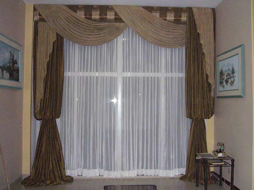 The Best Curtain Designs And Colors For Bedroom 2018, Bedroom Curtain Styles