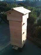 Custom Handmade Natural Beehives