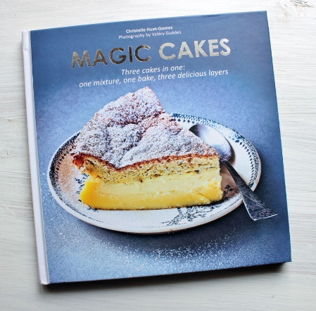 magic cakes book